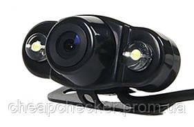 Автомобільна Врізна Камера Car Cam QWY 2D