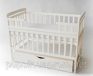 Детская кроватка-трансфомер DeSon с ящиком