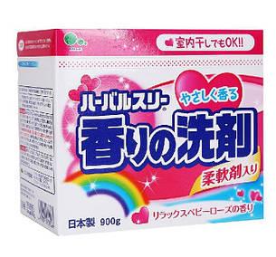 Стиральный порошок с кондиционером для цветной одежды Mitsuei 0.9 кг (60588), фото 2