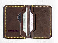 Кожаный органайзер для документов Weal, кожаный чехол для документов