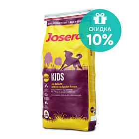 JOSERA Kids полнорационный корм для щенков, 4,5 кг