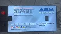 Аккумулятор 6CT-170 Аз (3) AGM Start Ultimate (Бесплатная доставка)