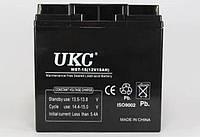Аккумуляторная Батарея UKC 12 V 18 A, фото 1
