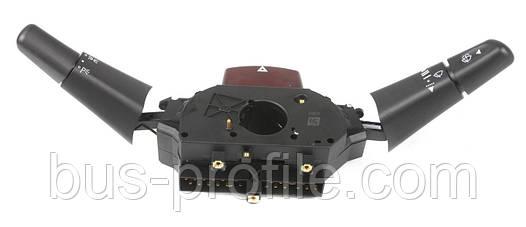Переключатель поворотов (гитара) MB Sprinter/VW LT 96-00 — Solgy — 410001
