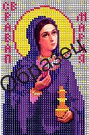 Схема для вышивки бисером «Св. равноапостольная Мария Магдалина»
