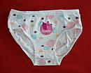 Комплект нижнего белья для девочки в горошки (Donella, Турция), фото 3
