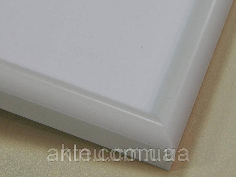 Рамка для картин 30*40 зі склом, профіль 14 мм (код OD14-42-4030)