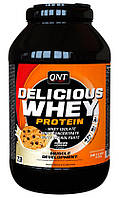 QNT Delicious Whey Protein 2,2 kg (Belgian Chocolate)