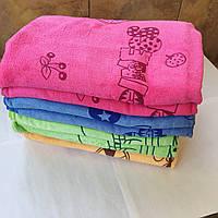 Банное полотенце из микрофибры