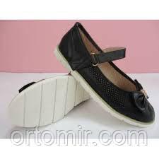 Ортопедические туфли осень девочка