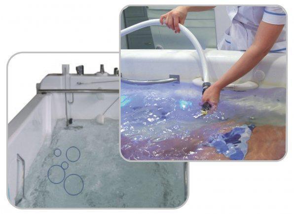 ORMED Здоровый позвоночник ORMED Подводный душ-массаж