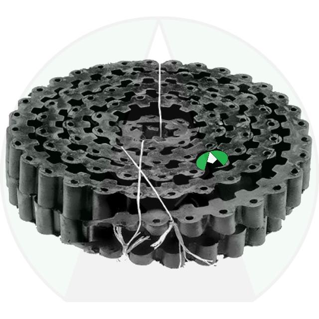 Комплект ремней переднего транспотера картофелекопалки Z-609 | 5609120040 ROLMET