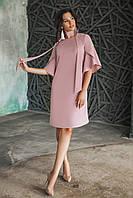 Платье Лукреция розовая лаванда, фото 1