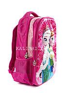 Рюкзак школьный Frozen 5958 розовый, фото 2