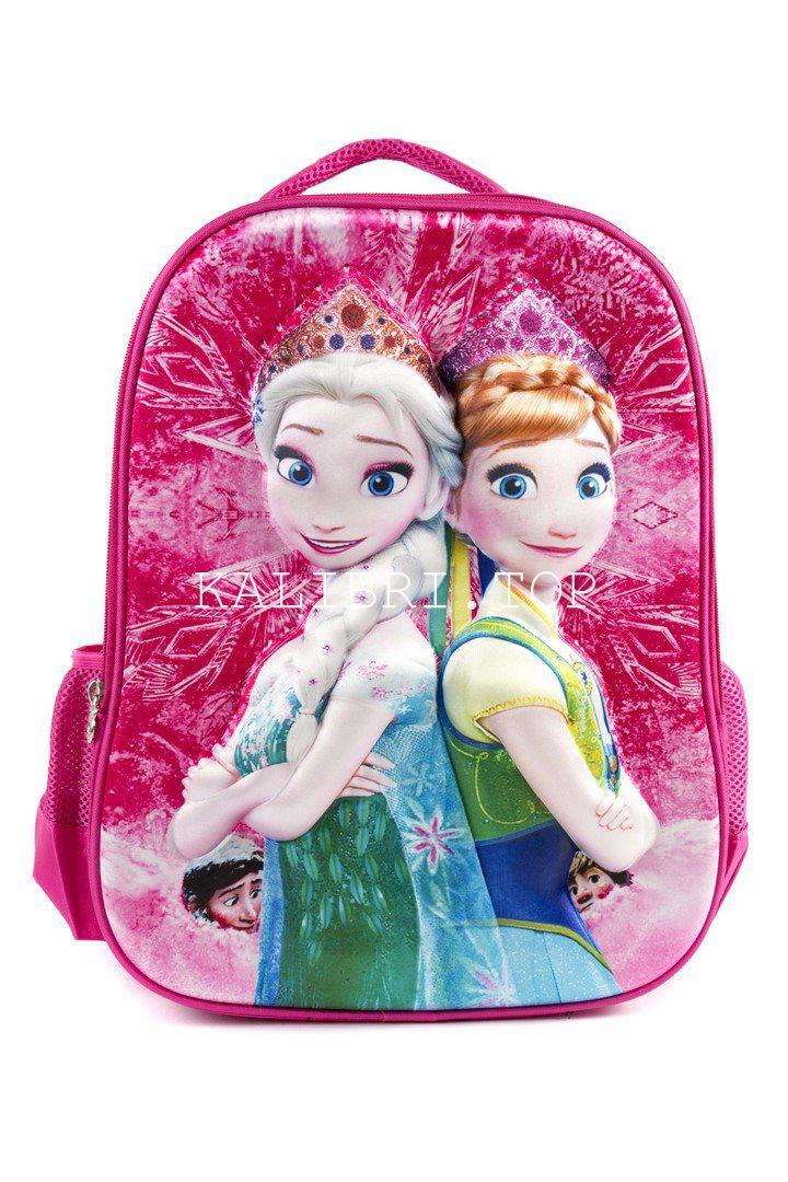Рюкзак школьный Frozen 5958 розовый