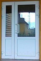 Дверь входная с офисной ручкой, 1500х2150, Vigrand 3., фото 1