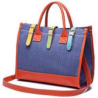 Дизайнерская сумка на ремне, фото 1