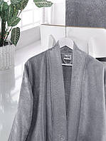 Бамбуковые махровые халаты