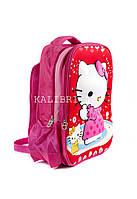 Рюкзак школьный Китти 5960 красный, фото 2