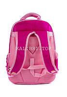 Рюкзак школьный Китти 5960 красный, фото 3