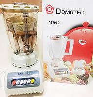 Блендер Кофемолка 2 в 1 Domotec DT 999 am, фото 1