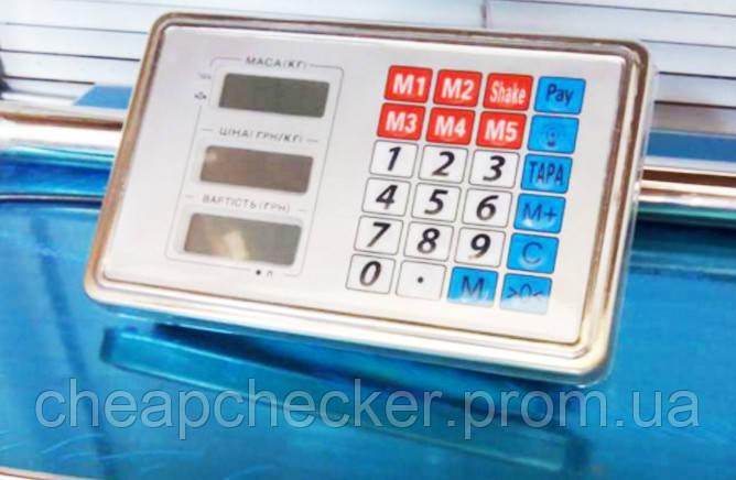 Блок Управления для Весов 300 кг ACS G 5
