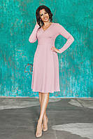 Платье Норина розовая лаванда, фото 1