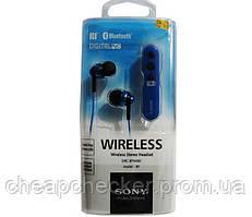 Вакуумные Наушники В Стиле Sony DRC-BTN40K с Микрофоном Wireless Bluetooth am