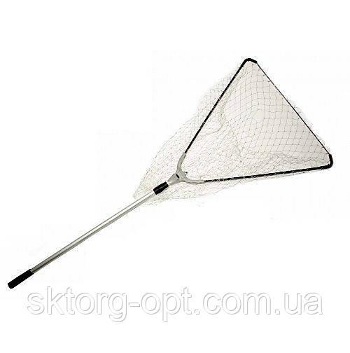 Подсак треугольный Aluminum joint 60х60  Nylon net B-860212