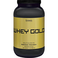 Ultimate Nutrition  Whey Gold 908 g (Шоколад)