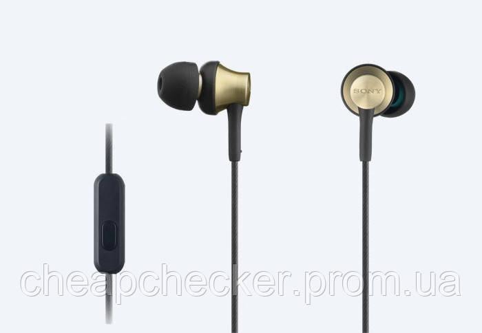 Вакуумные Наушники В Стиле Sony MDR-EX650MT с Микрофоном Extra Bass am