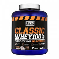 UNS CLASSIC WHEY 100% 2250 g (Nut)
