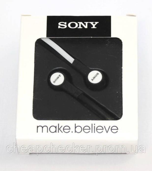 Вакуумные Наушники В Стиле Sony SN-12 Make Believe am