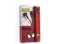 Вакуумные Наушники Spider Man EV 89 am, фото 1