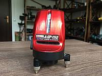 Лазерний нівелір AGP-192, фото 1