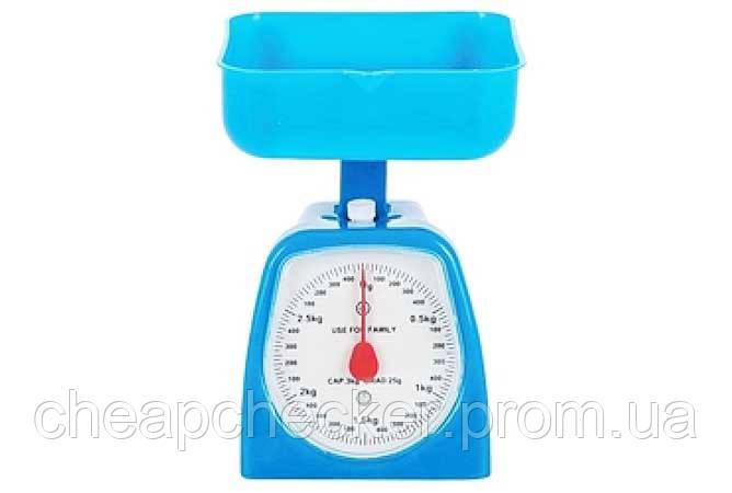 Весы Кухонные с Чашей до 5 кг