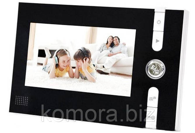 Видеодомофон JS 715 Цветной ЖК Дисплей