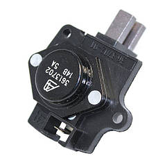 Интегральный регулятор напряжения со щёточным узлом 361.3702-01 (ВАЗ-2108-099)