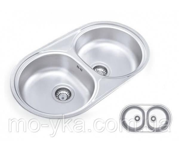 Кухонная мойка Ukinox FAM 780.435/20