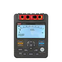Мегаомметр UNI-T UT511 (тестовое напряжение до 1000 В)