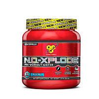 BSN N.O.-Xplode 3.0 Pre-Workout 550 g (Blue razz), фото 1
