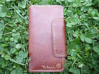 Портмоне-кейс кошелек, клатч, гаманець Weal №2, натуральна шкіра, ручна робота