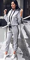 Спортивный костюм женский батал  дав149, фото 1