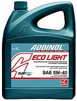Моторное масло Addinol ECO LIGHT 5W40, 57 литров