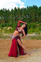 Пошив дизайнерских костюмов для восточных танцев
