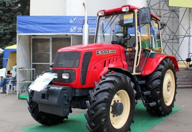 Фото ЮМЗ трактора отечественного производства