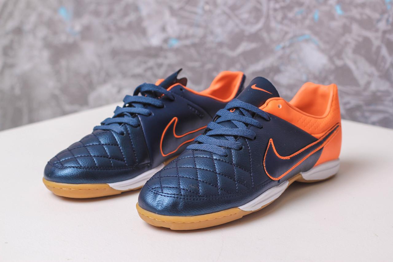 692e45a51e7c4f Футзалки Nike Tiempo (реплика) 1048 -