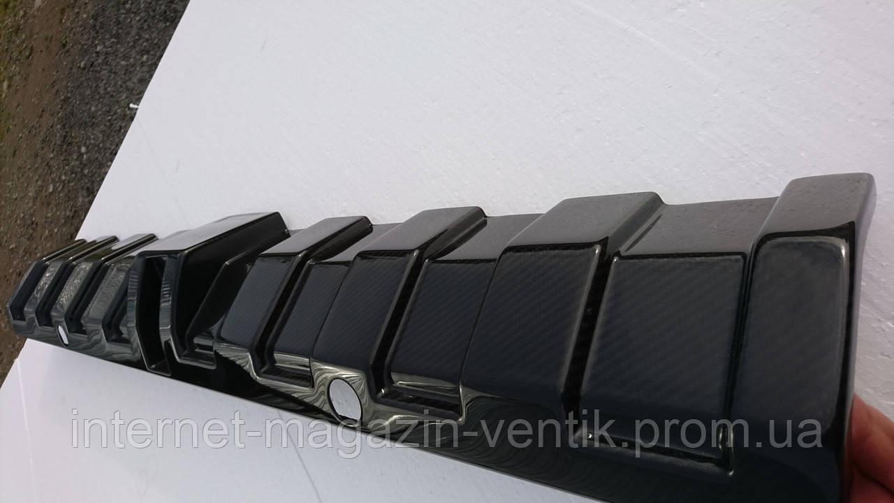 Карбоновый задний диффузор Brabus Mercedes G-class W463