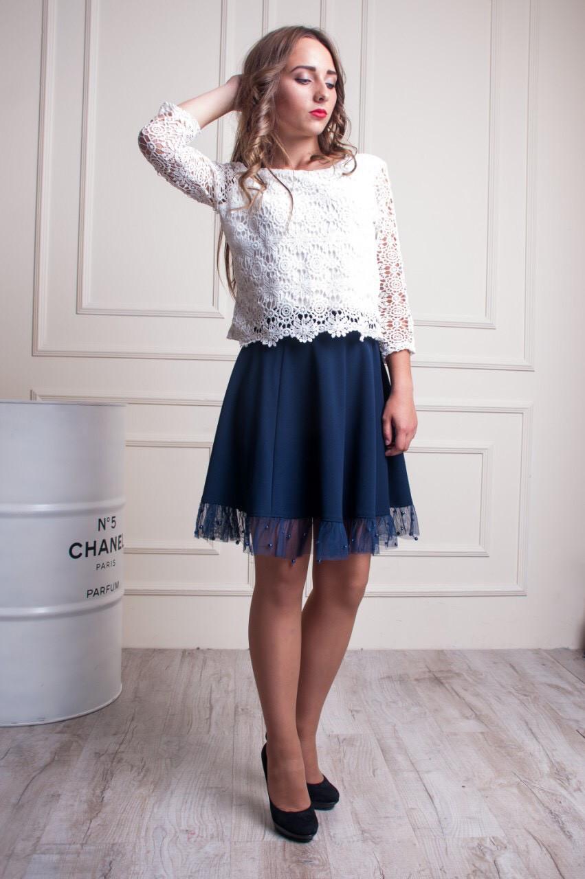 Стильная юбка для девушек