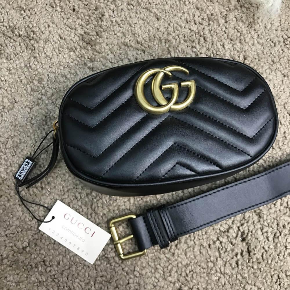 d54b63046248 Женская сумка Gucci GG на пояс: продажа, цена в Киеве. Товары, общее ...